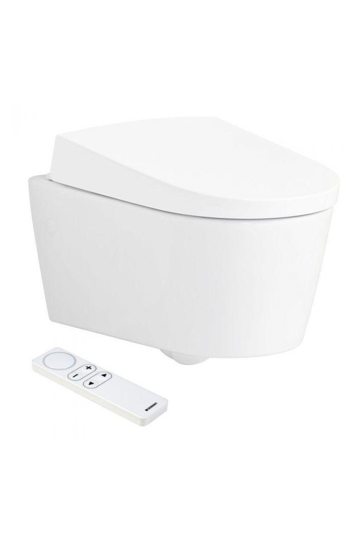 Aquaclean Sela Bidet toilet combinatie