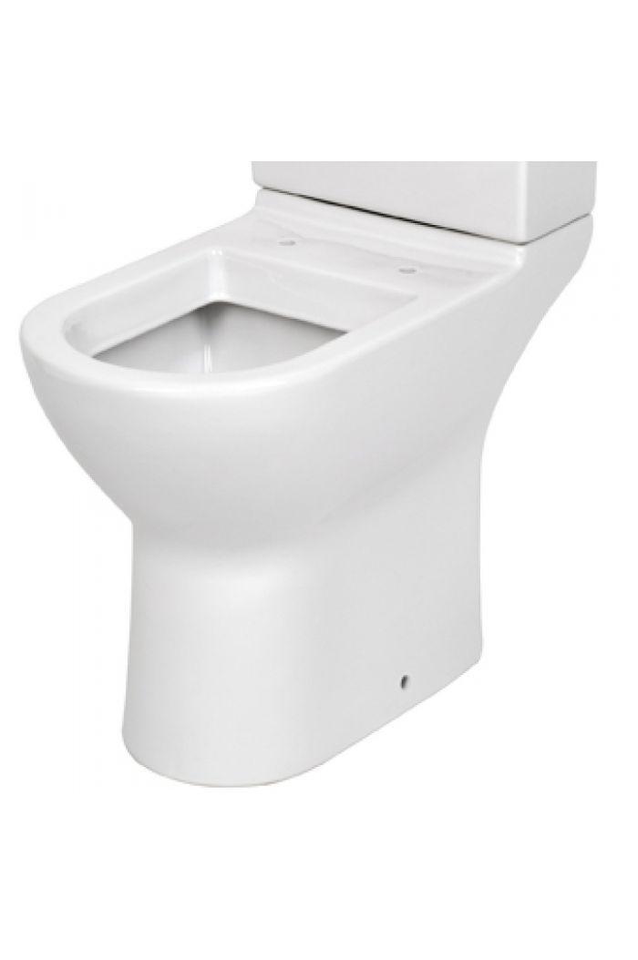 Duoblok verhoogd toilet voor bidet