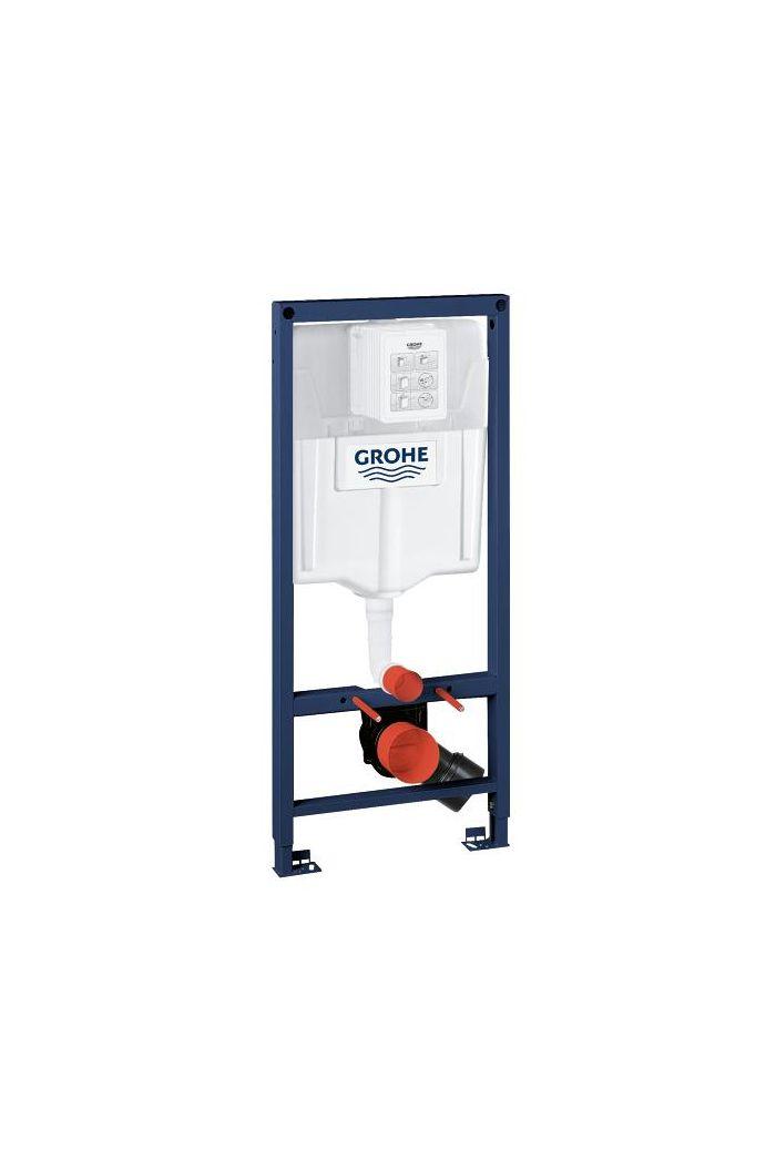 Grohe Rapid SL wc element zonder wandbevestiging