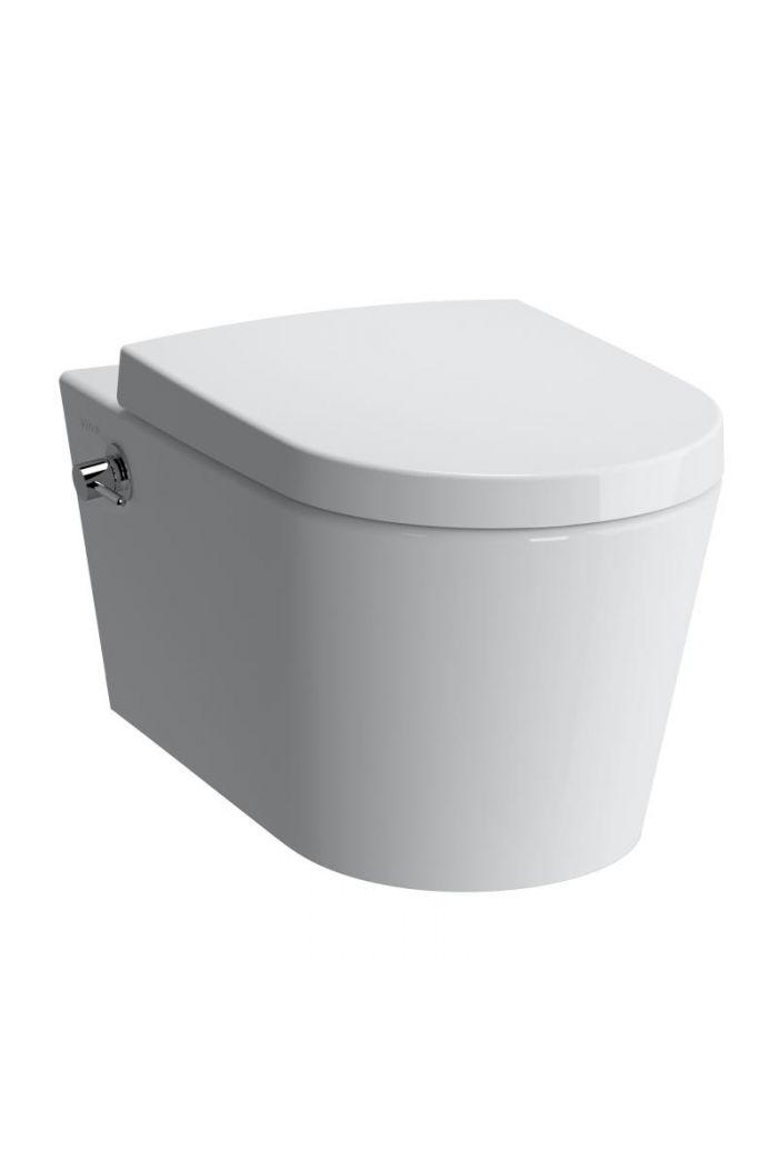 turks toilet met warm water