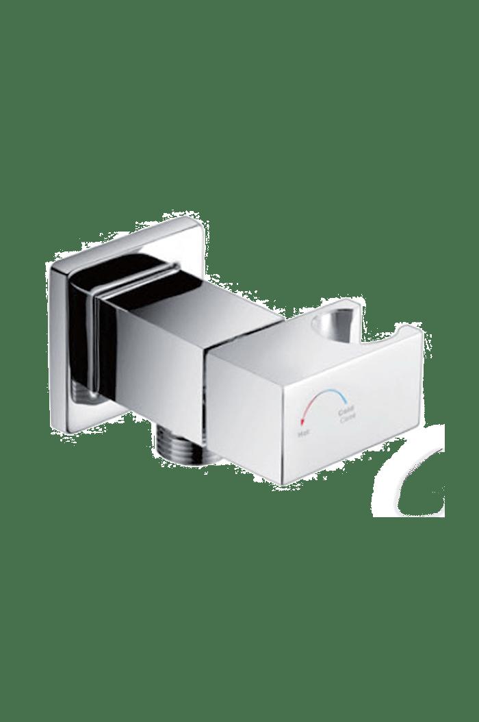 Design Mini Stopkraan & Mixer Square