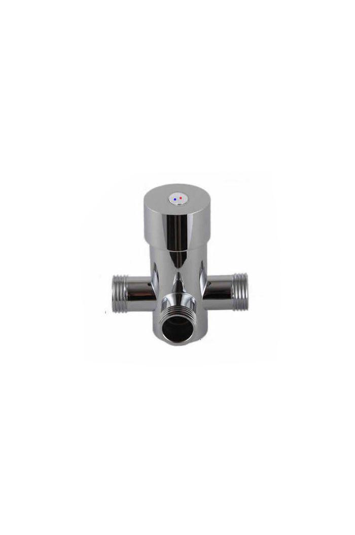 Warm / Koud Water Minimixer Opbouw